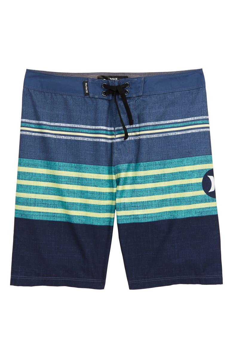 HURLEY Outrigger Board Shorts, Main, color, OCEAN FOG