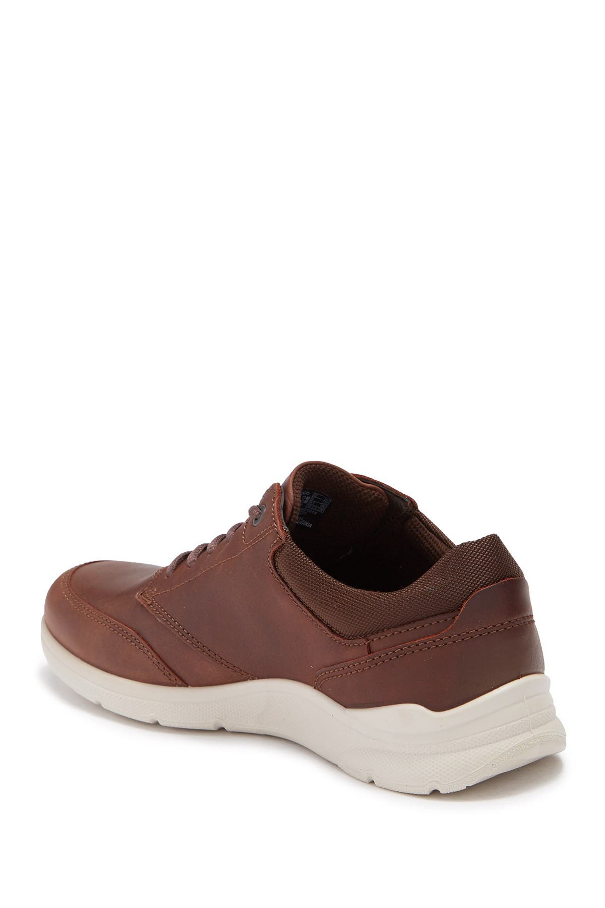 ECCO | Irving Lace-Up Leather Sneaker