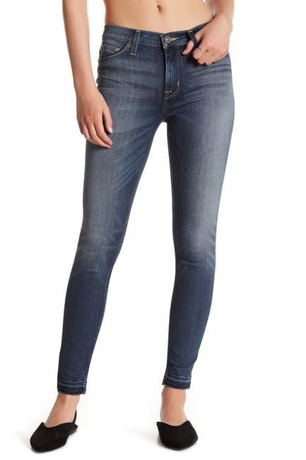 Image of HUDSON Jeans Nico Released Hem Ankle Skinny Jean