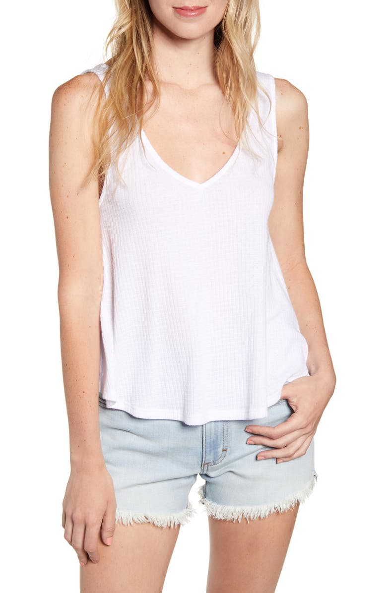 PST BY PROJECT SOCIAL T Textured Swing Tank, Main, color, 100
