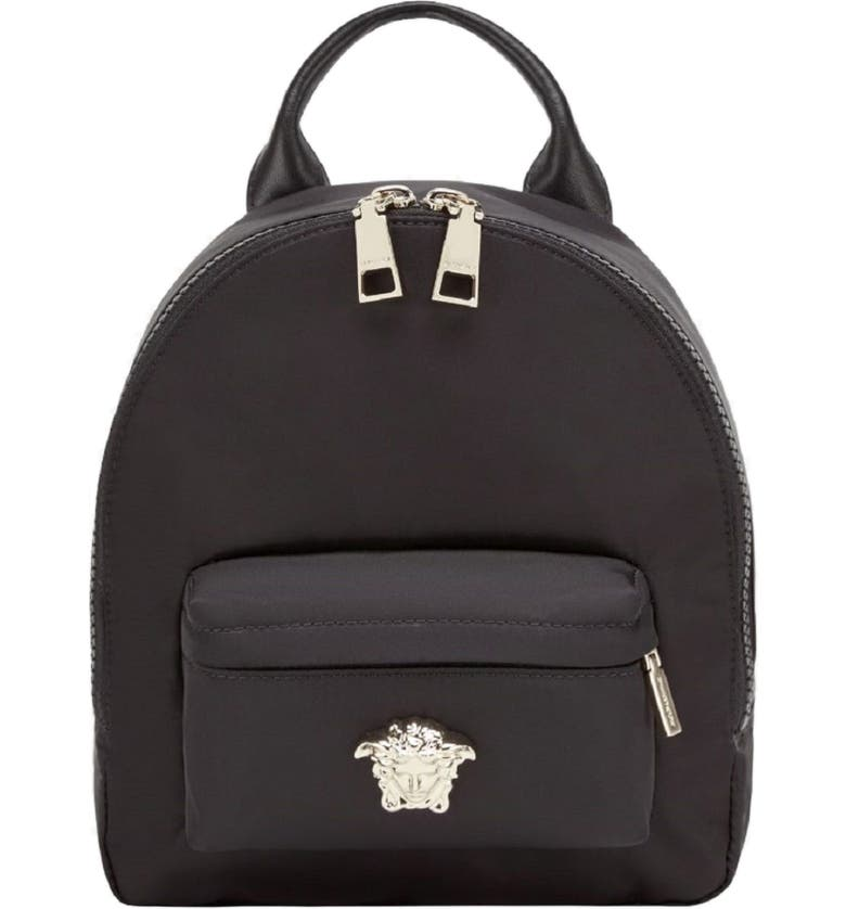 c0cddfea393 Versace Mini Palazzo Nylon Backpack | Nordstrom