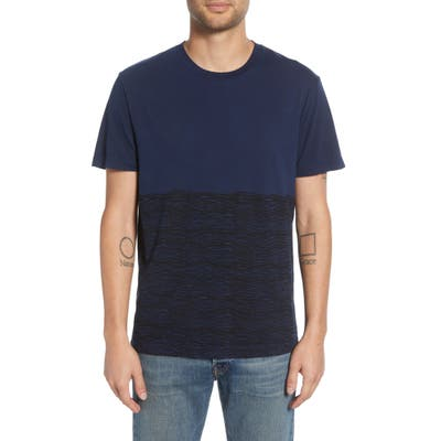 French Connection Fuji Regular Fit T-Shirt, Blue