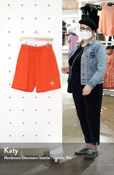 Fleece Sport Shorts, sales video thumbnail