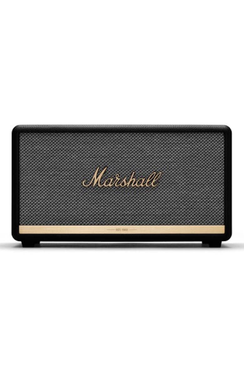 MARSHALL Stanmore II Bluetooth<sup>®</sup> Speaker, Main, color, BLACK