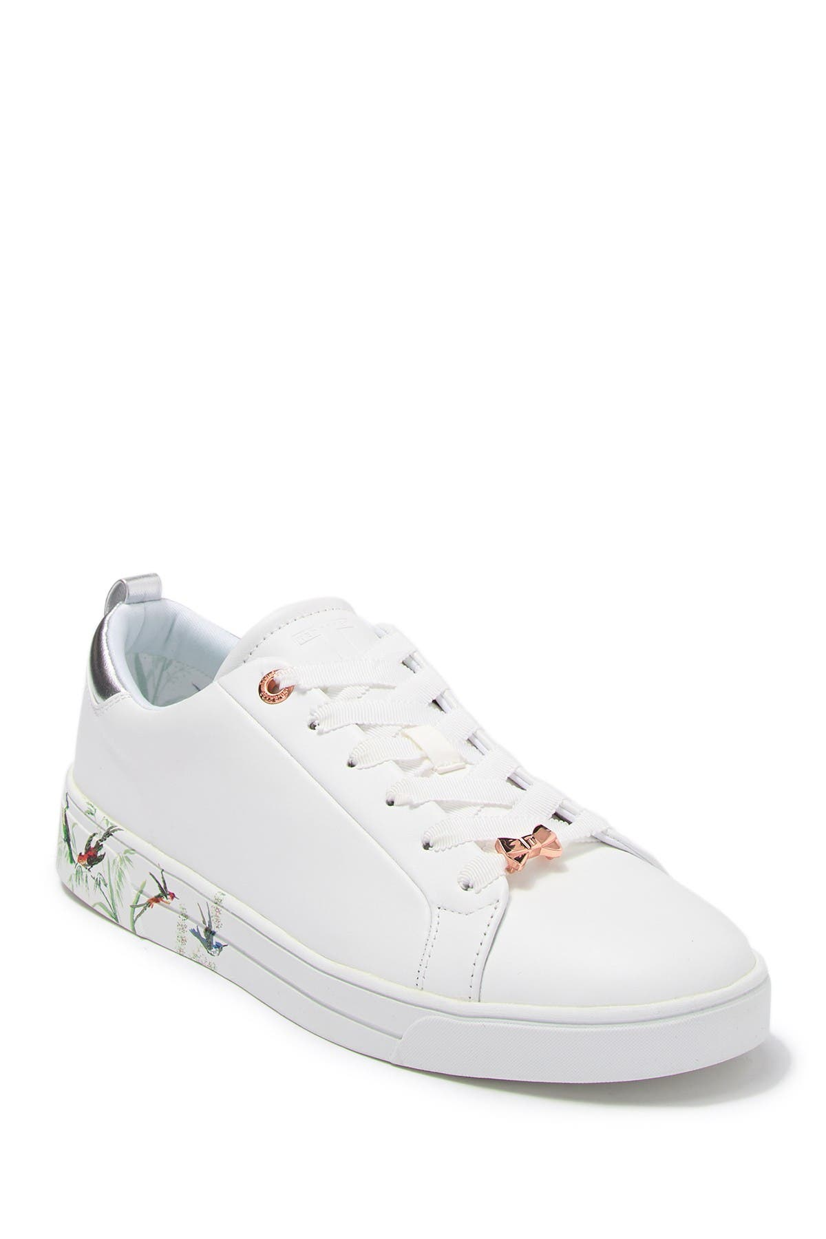 Image of Ted Baker London Roully Printed Sole Sneaker