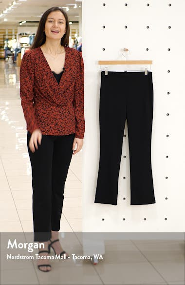 Knit Slim Pants, sales video thumbnail