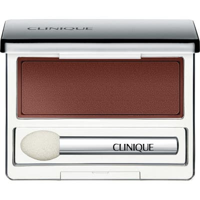 Clinique All About Shadow(TM) Single Matte Eyeshadow - Black Honey