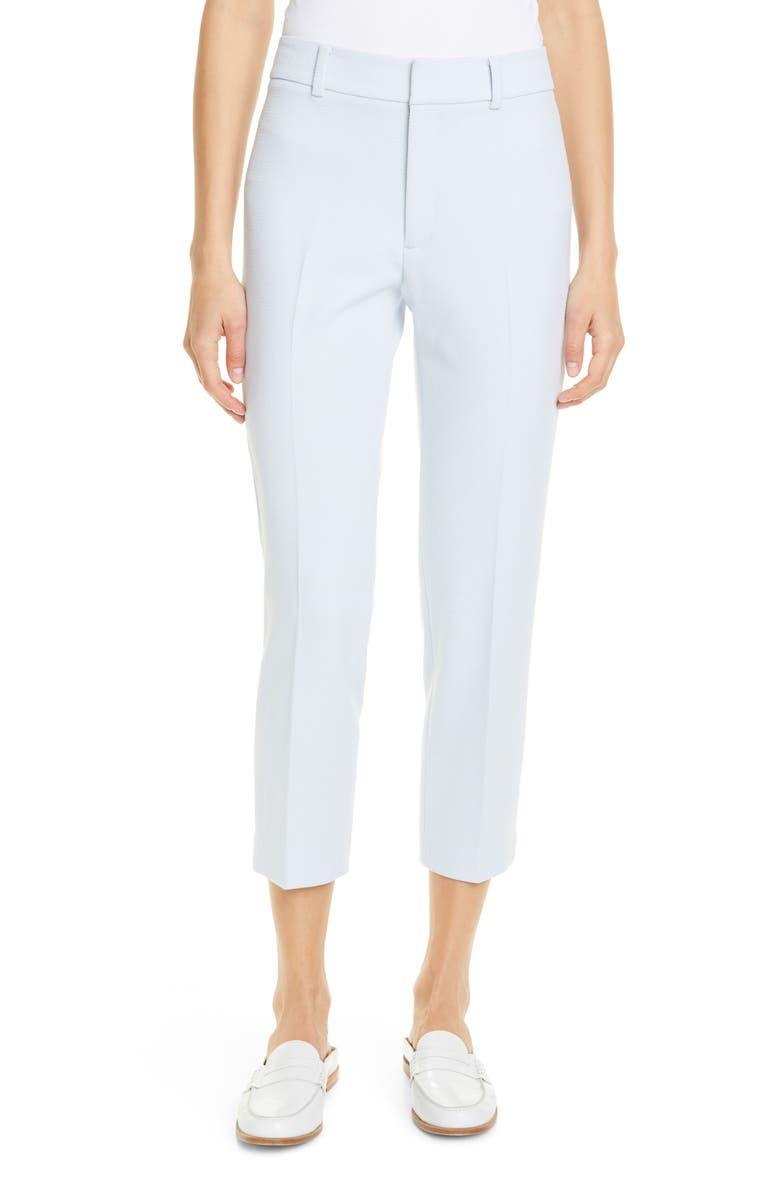 CLUB MONACO Remi Pants, Main, color, LIGHT BLUE