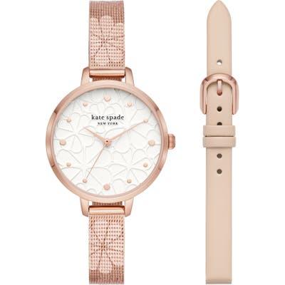 Kate Spade New York Metro Watch Gift Set,