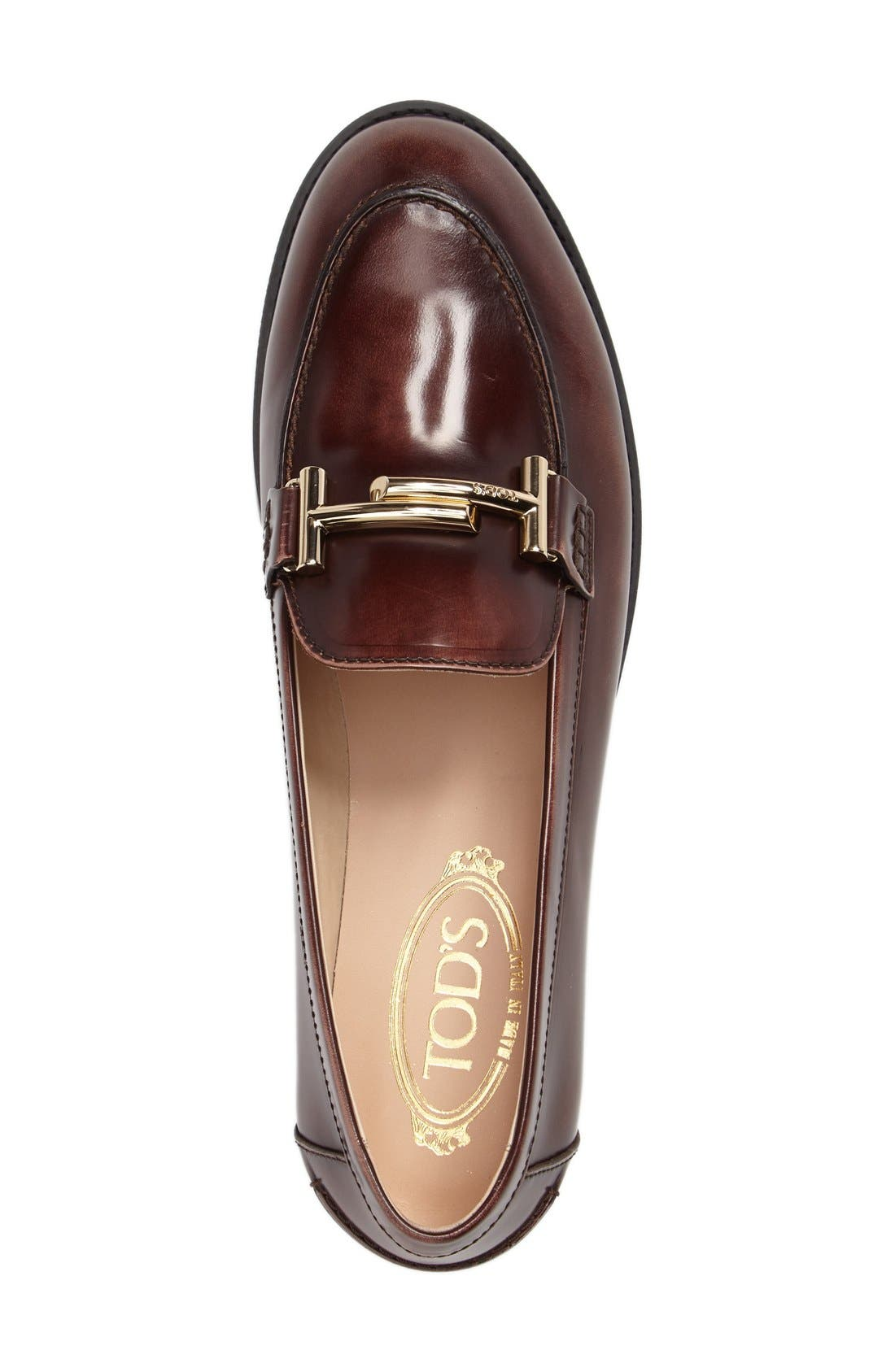 ,                             'Double T' Loafer,                             Alternate thumbnail 22, color,                             930