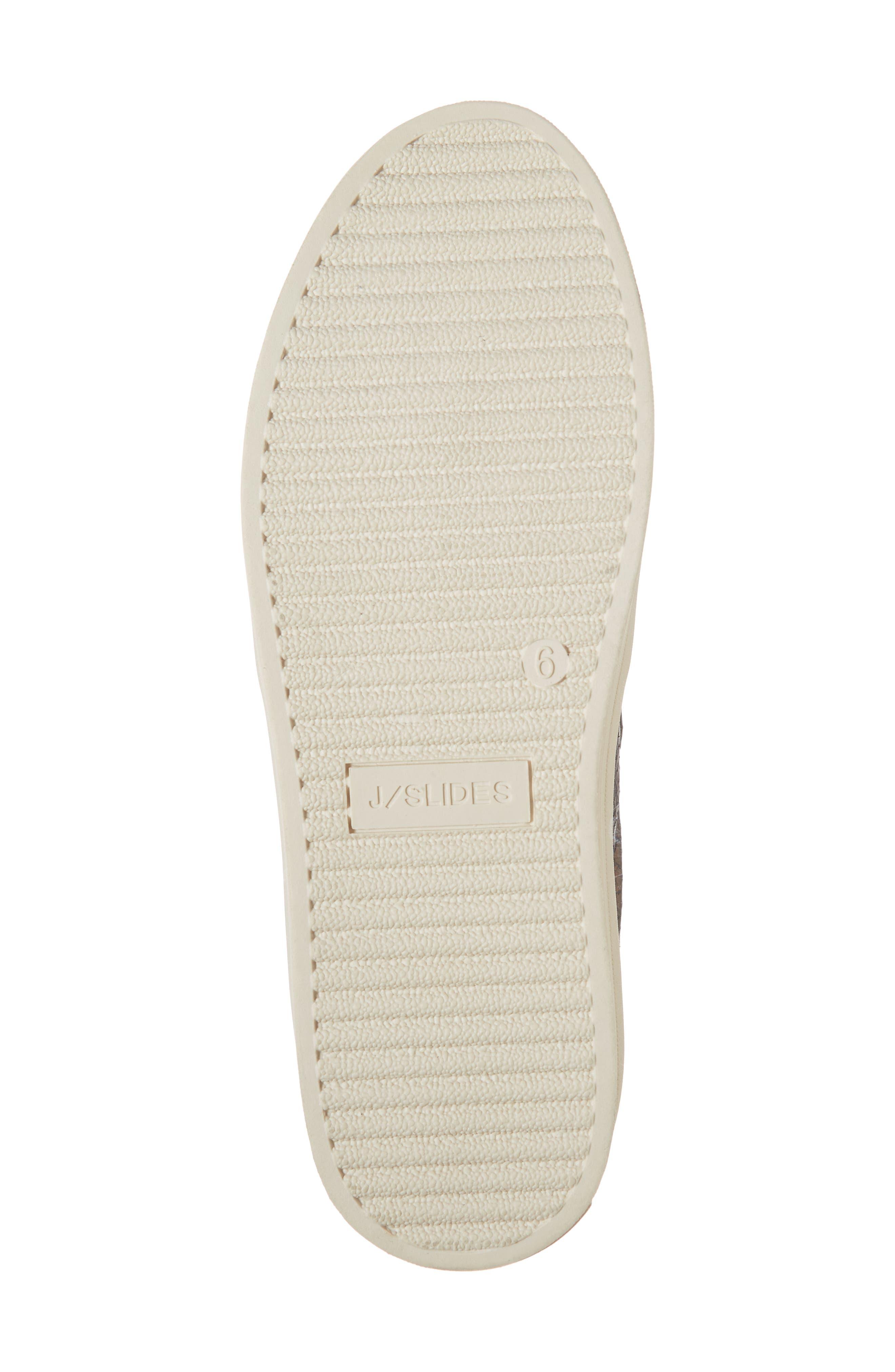 ,                             Harry Slip-On Sneaker,                             Alternate thumbnail 6, color,                             BRONZE EMBOSSED LEATHER