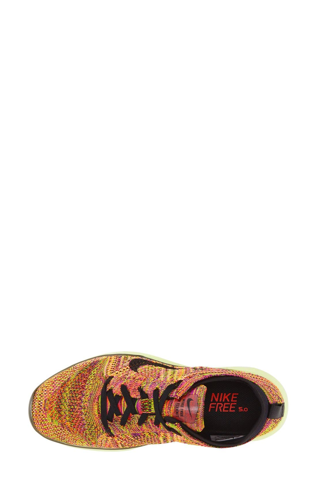 ,                             'Free Flyknit 5.0 TR' Training Shoe,                             Alternate thumbnail 71, color,                             899
