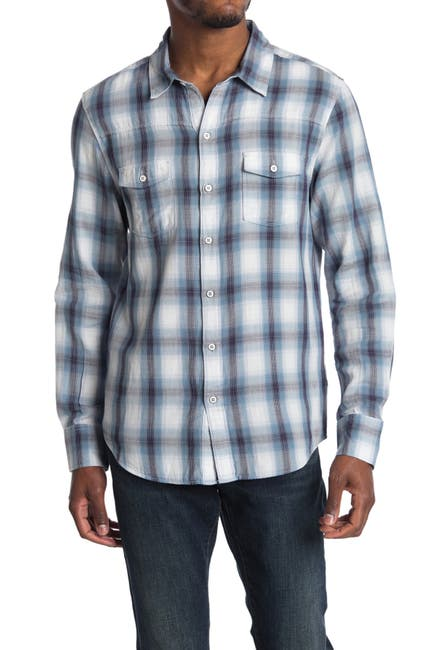 Image of PAIGE Hunter Plaid Shirt