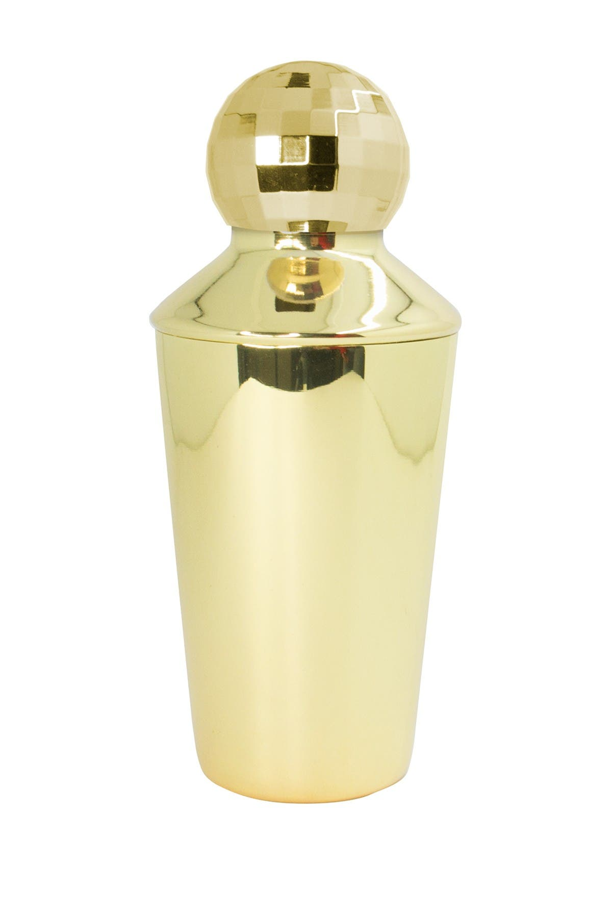 Image of DCI Gold Disco Ball Cocktail Shaker