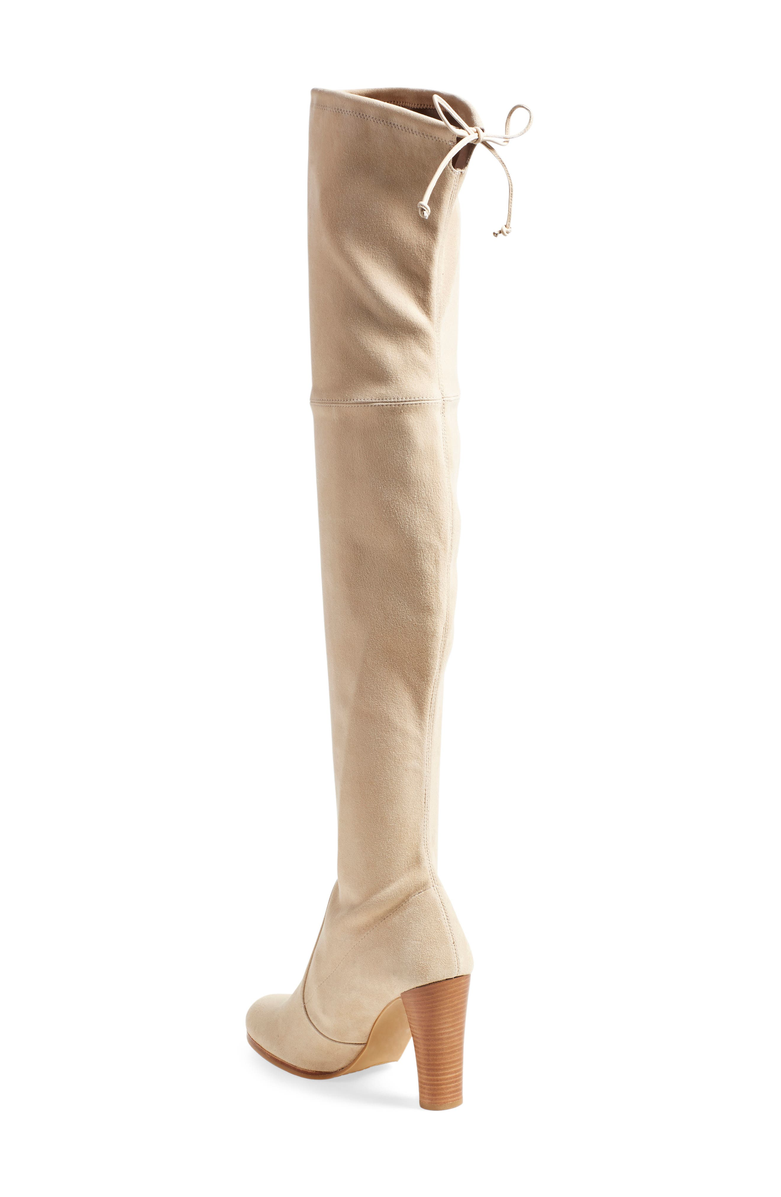 ,                             'Highland' Over the Knee Boot,                             Alternate thumbnail 44, color,                             262