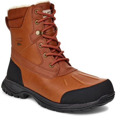 UGG Felton Waterproof Snow Boot, Brown