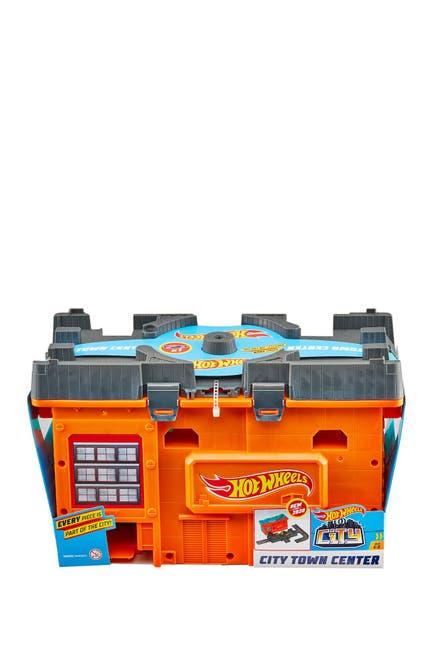 Image of Mattel Hot Wheels(R) City Town Center Play Set