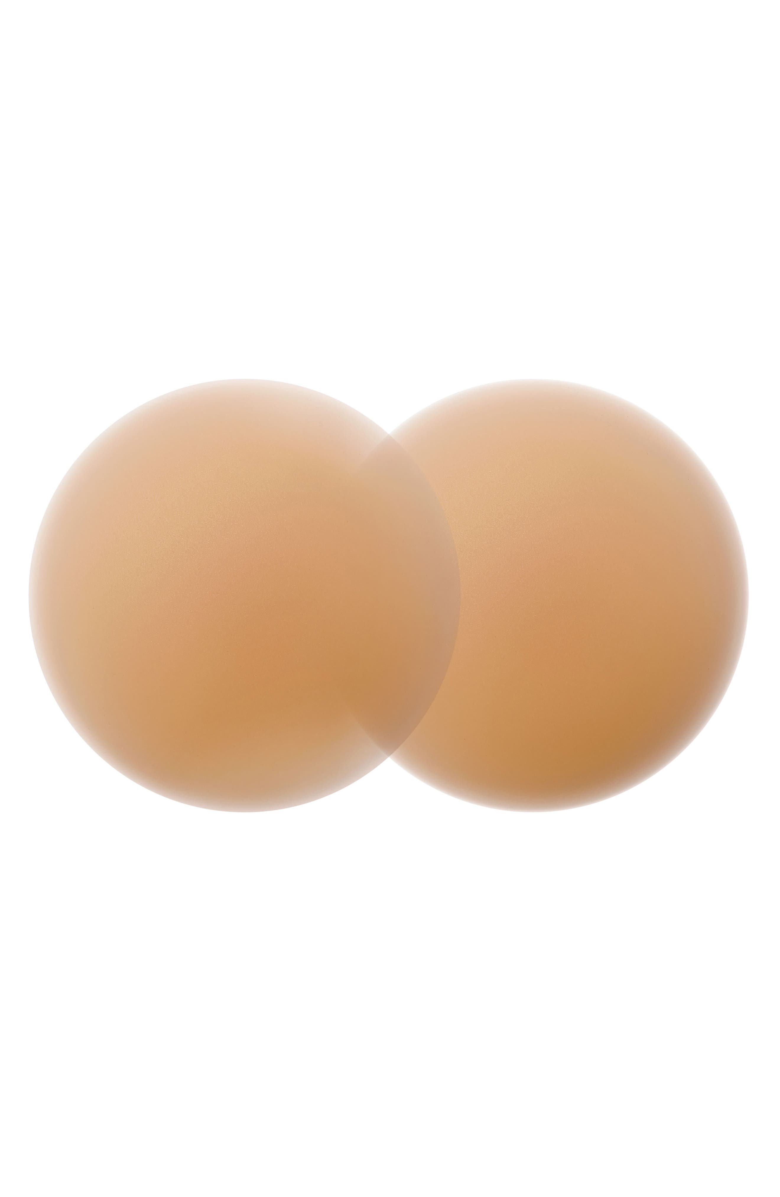 Women's Nippies By Bristols Six Skin Reusable Adhesive Nipple Covers