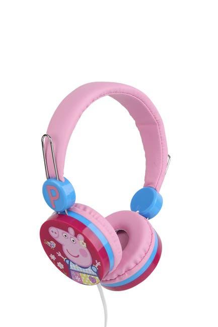 Image of VIVITAR Peppa Pig Kids Safe Headphones