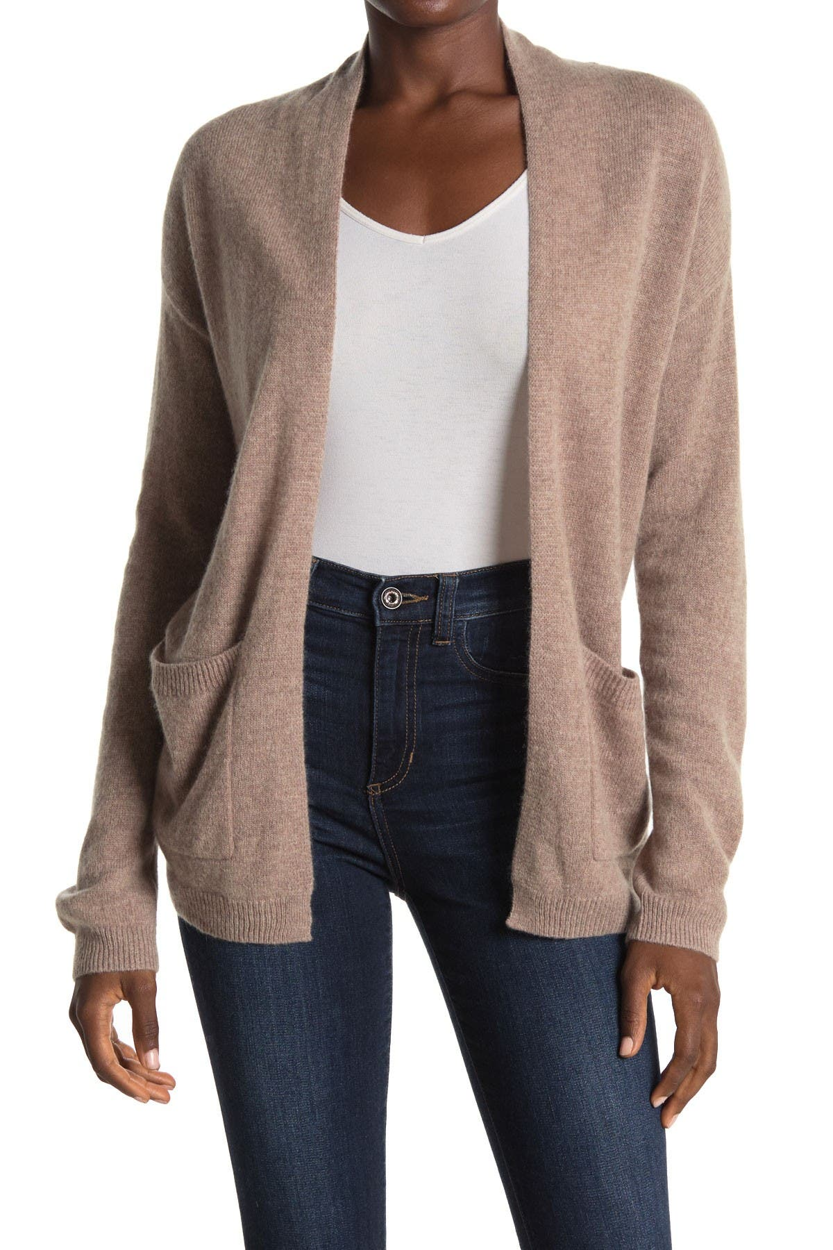 Image of 14th & Union Cashmere Cardigan