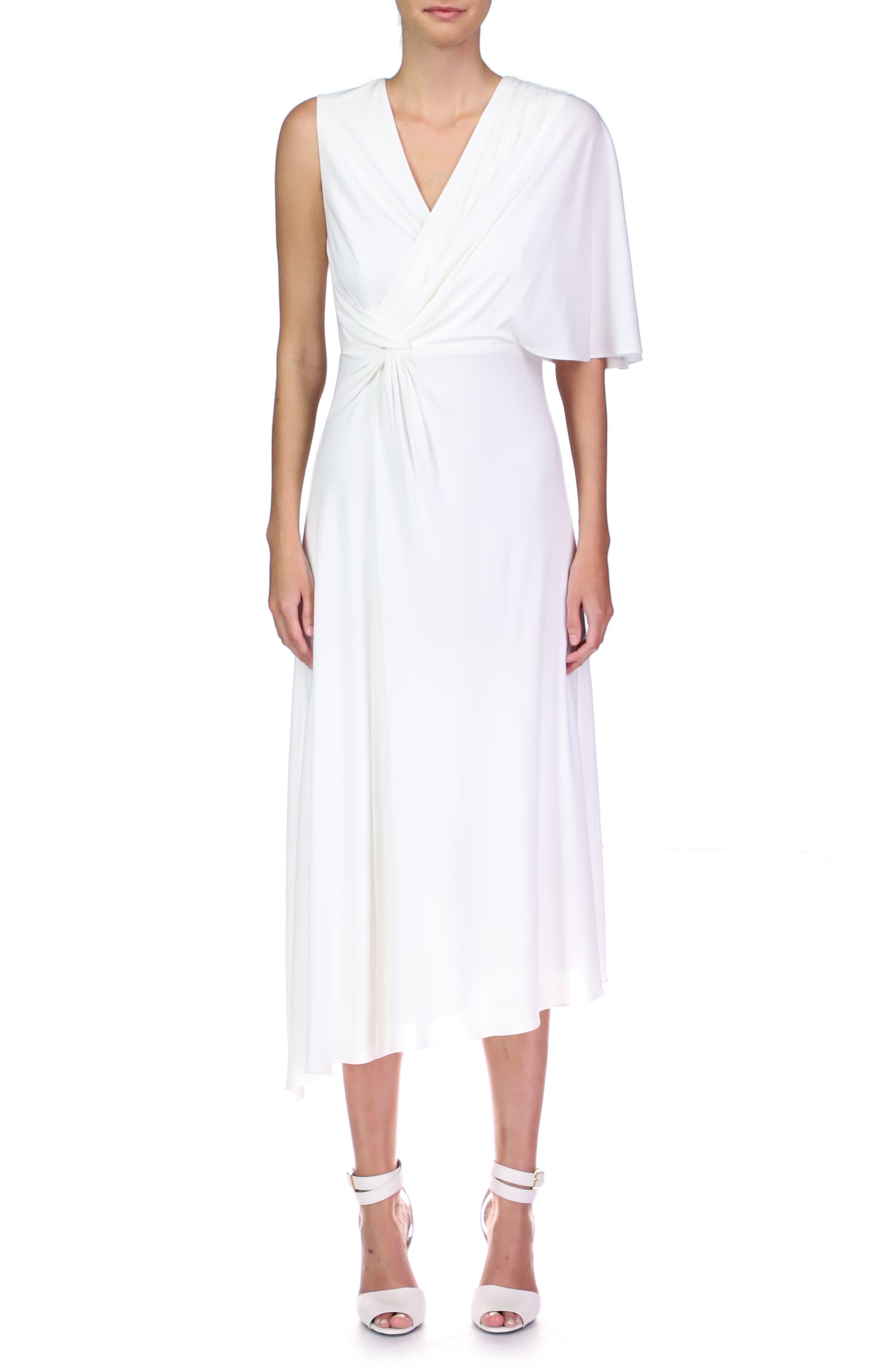 Amora Asymmetrical Cocktail Dress