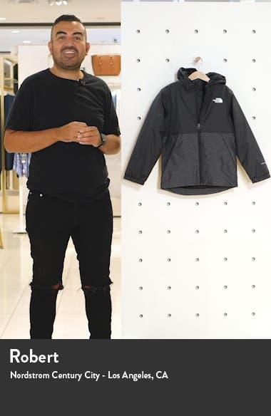 Kids' Warm Storm Hooded Waterproof Jacket, sales video thumbnail