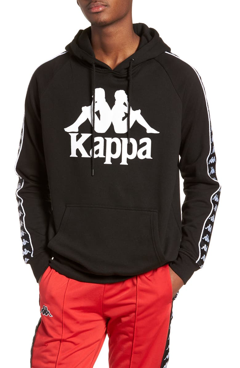 KAPPA Banda Graphic Hoodie, Main, color, 001