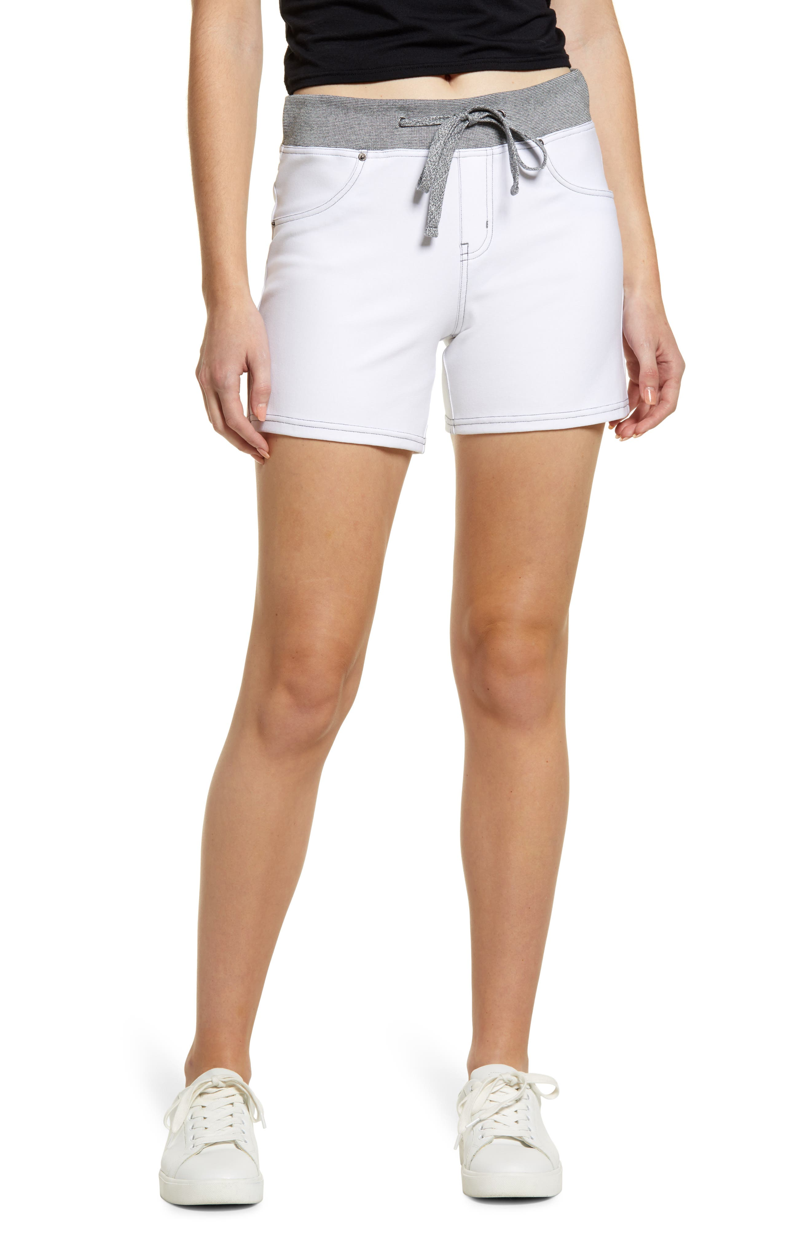 Wearever Sweatshirt Denim Shorts