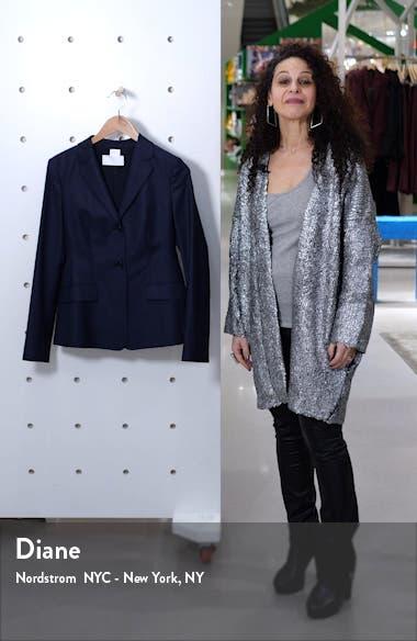 Jatinda Glen Check Wool Suit Jacket, sales video thumbnail