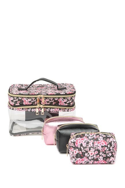 Image of Under One Sky Secret Travel Bag Set - 4-Piece Set