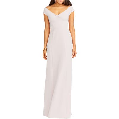 Show Me Your Mumu Zurich Front Knot Gown, Pink