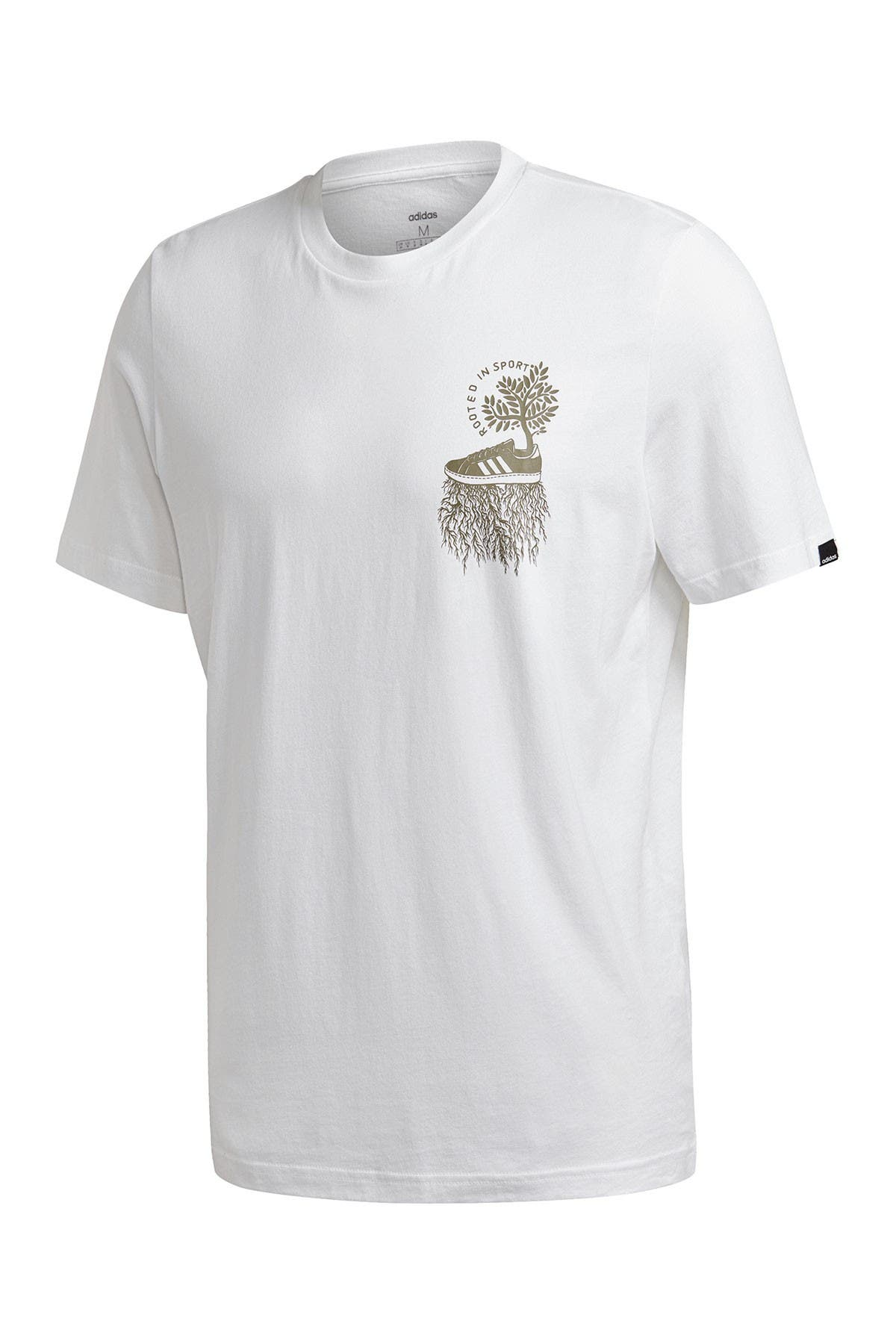 Image of adidas Rooted In Sport T-Shirt