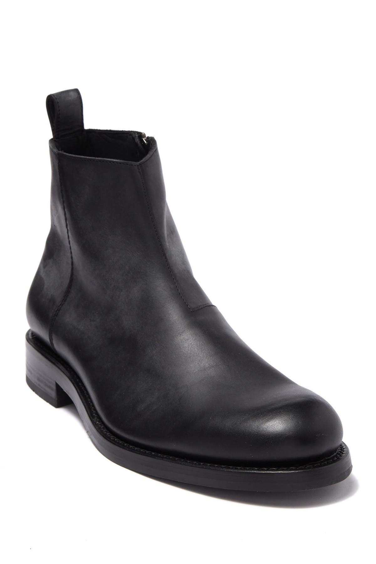 Image of Wolverine Montague Zip Leather Boot