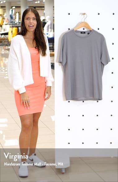 Cube Slim Fit Print T-Shirt, sales video thumbnail