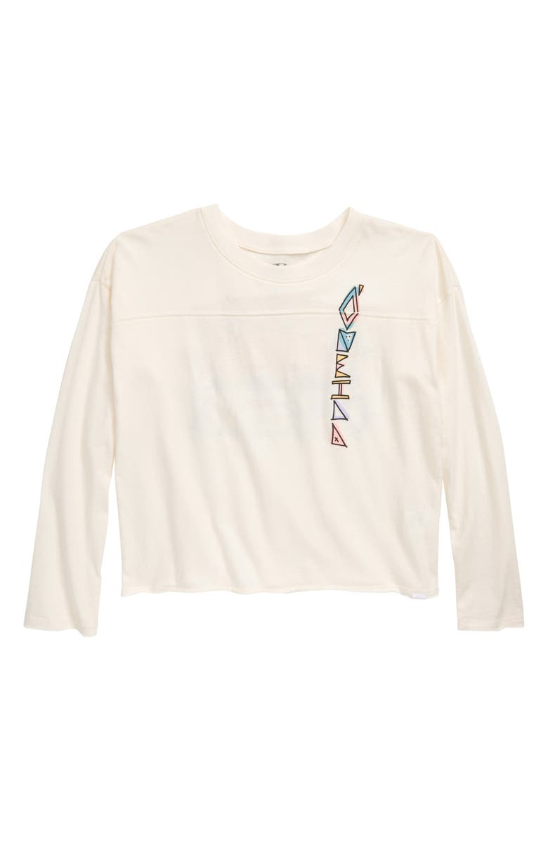 O'NEILL Camper Long Sleeve Tee, Main, color, NAKED