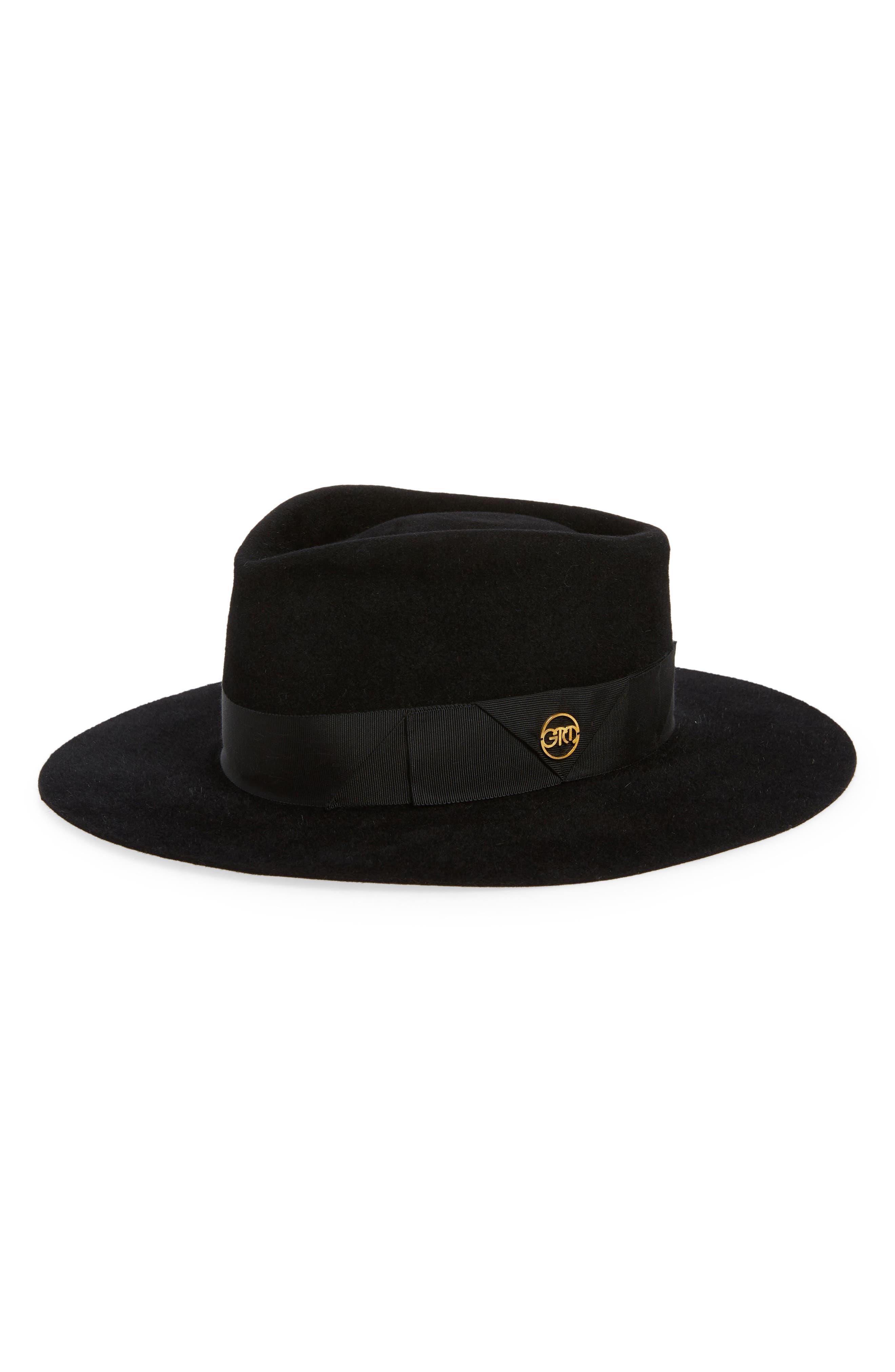 Saint Marie Felt Hat