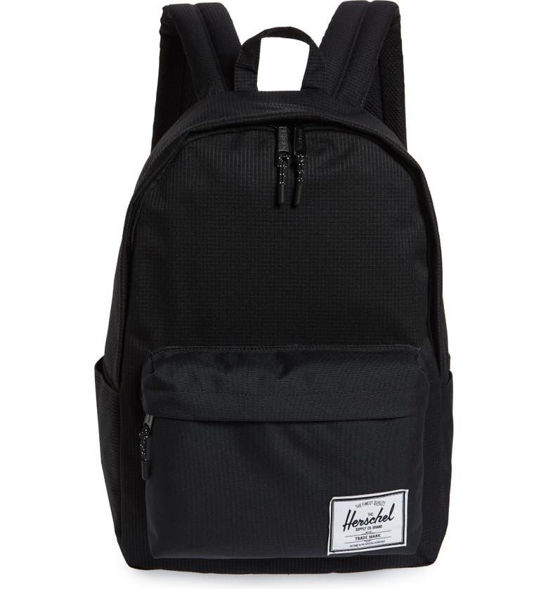 HERSCHEL SUPPLY CO. Classic X-Large Backpack, Main, color, DARK GRID/ BLACK