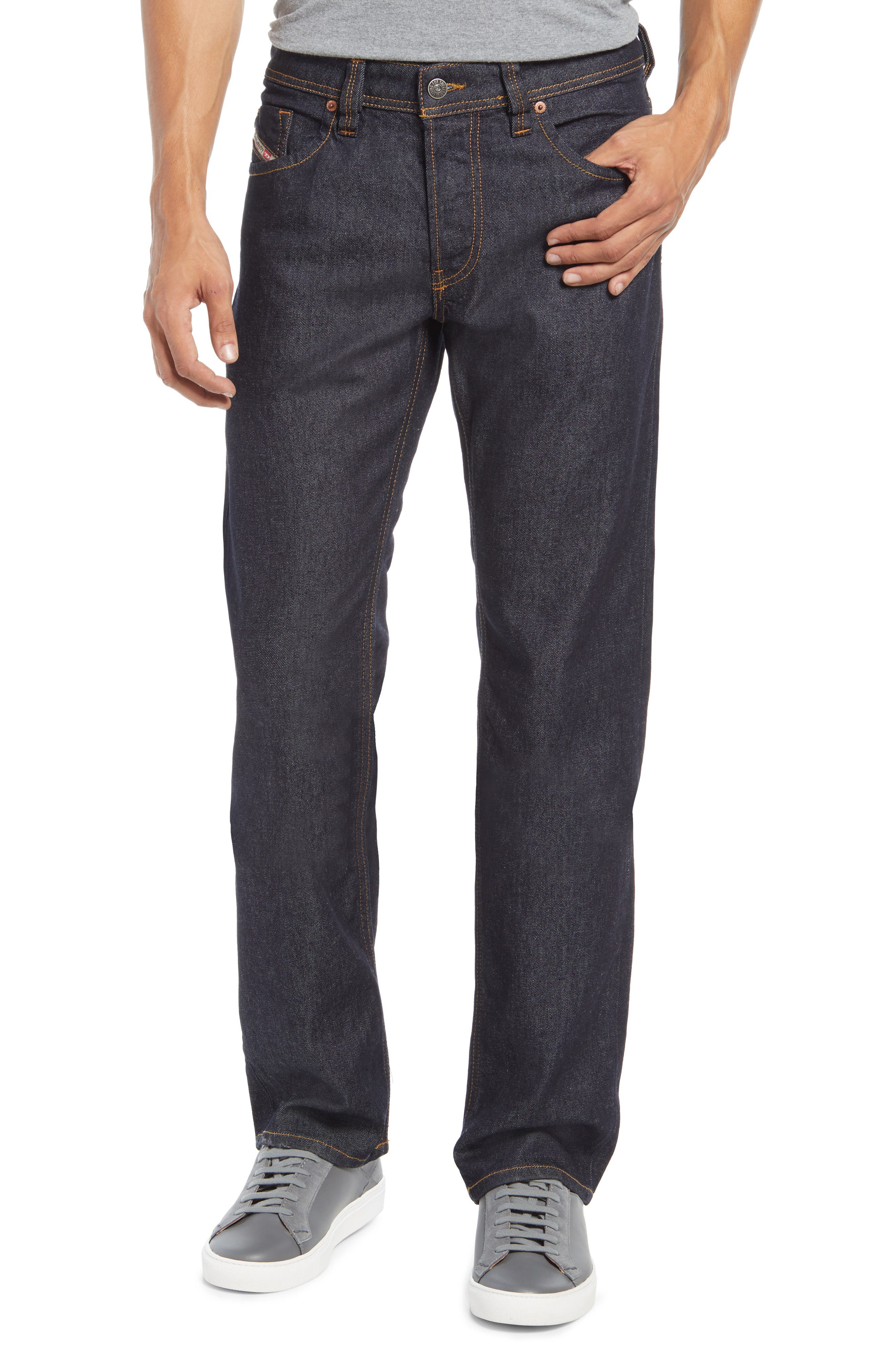 Men's Diesel Larkee Relaxed Fit Straight Leg Jeans