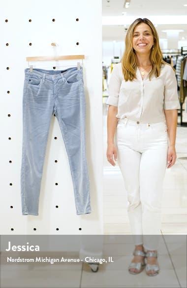 Prima Ankle Skinny Corduroy Pants, sales video thumbnail