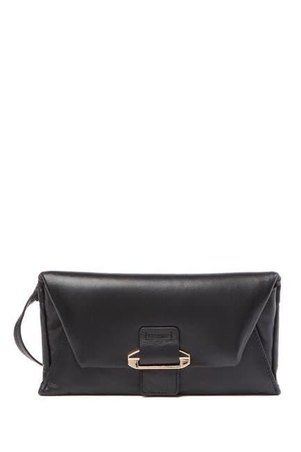 Image of Kooba Ruby Leather Crossbody Wallet