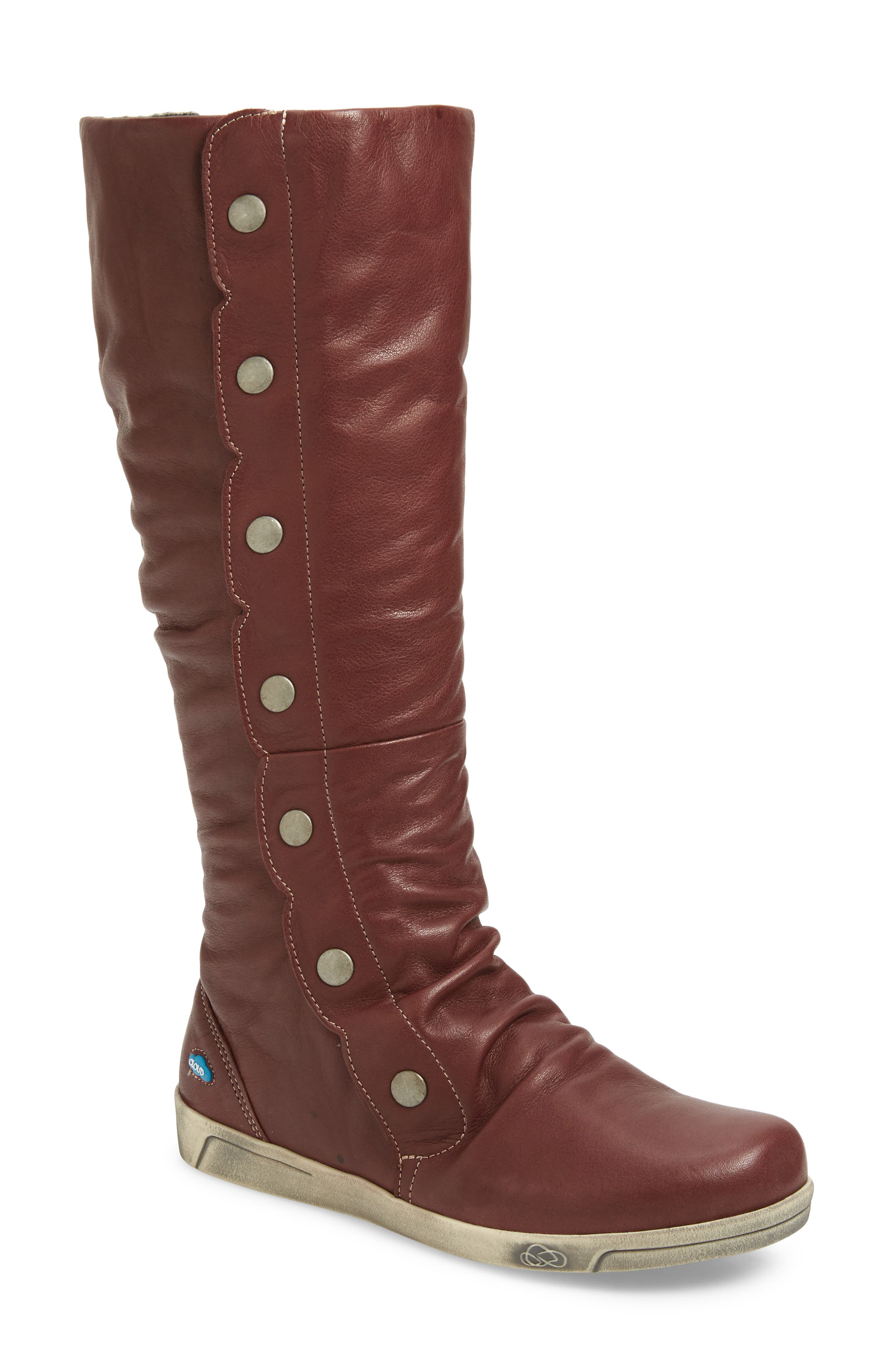 Avior Knee High Boot