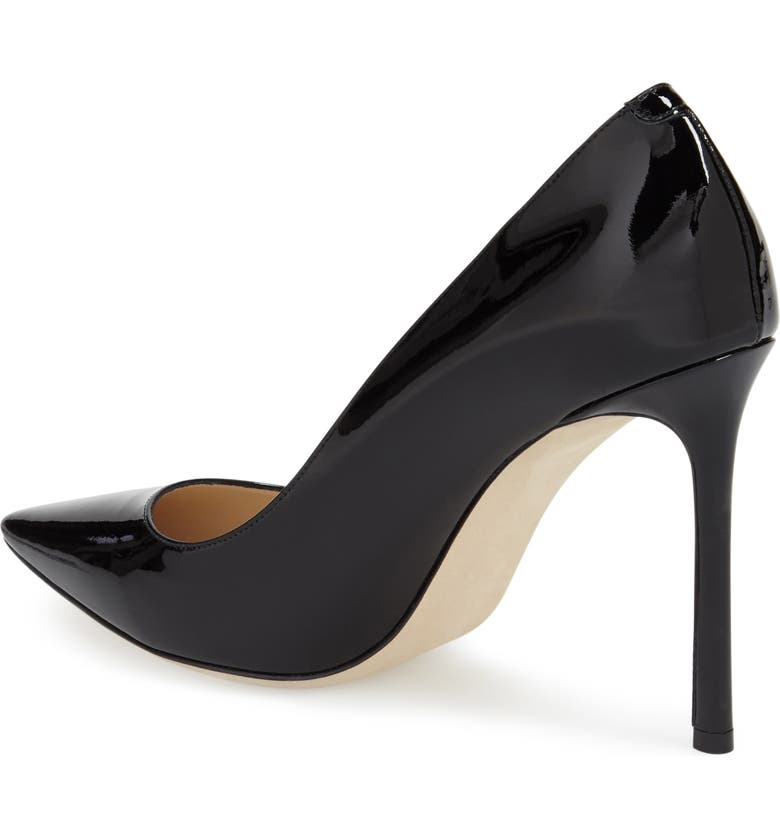 JIMMY CHOO Romy Pump, Main, color, BLACK