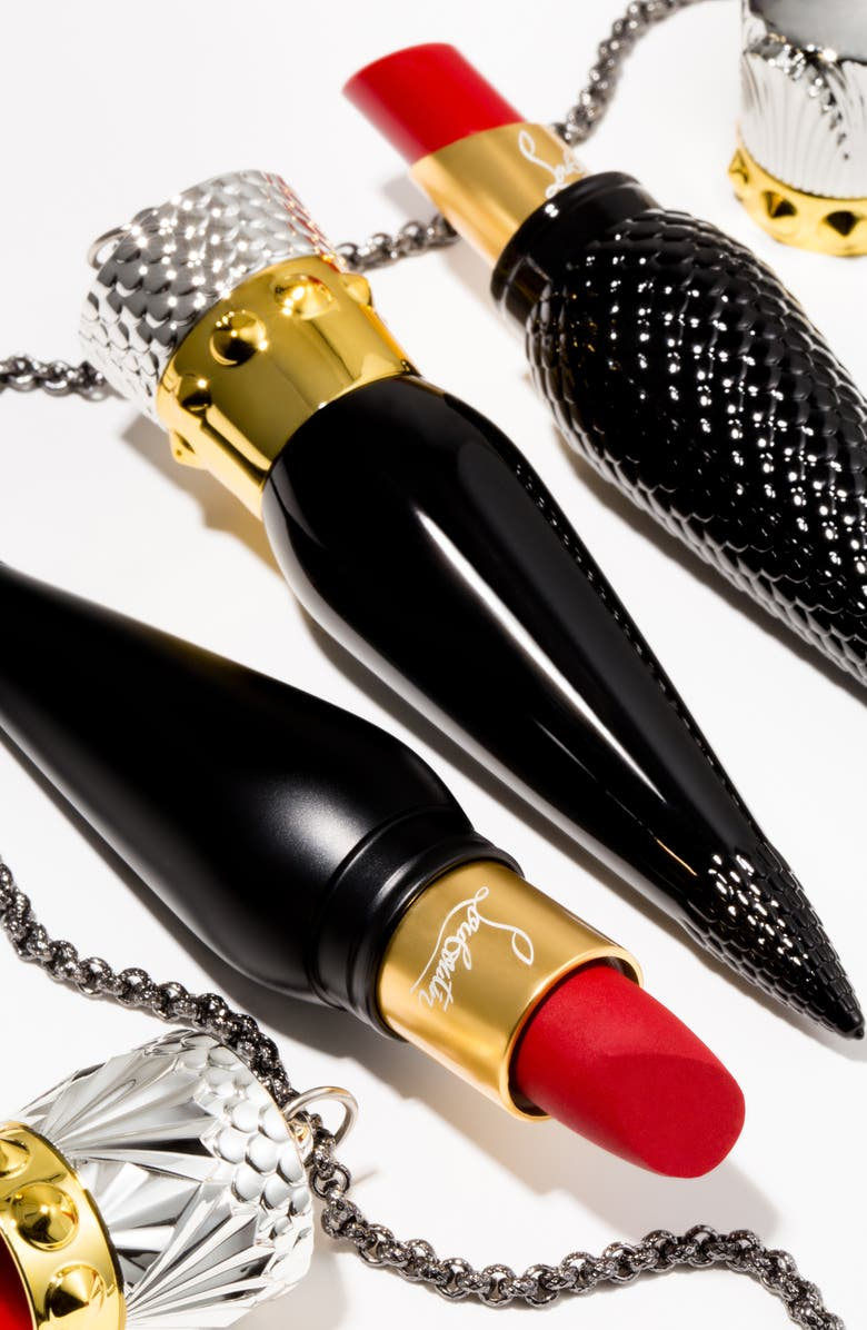 CHRISTIAN LOUBOUTIN Rouge Louboutin Lip Colour Collection, Main, color, NO COLOR