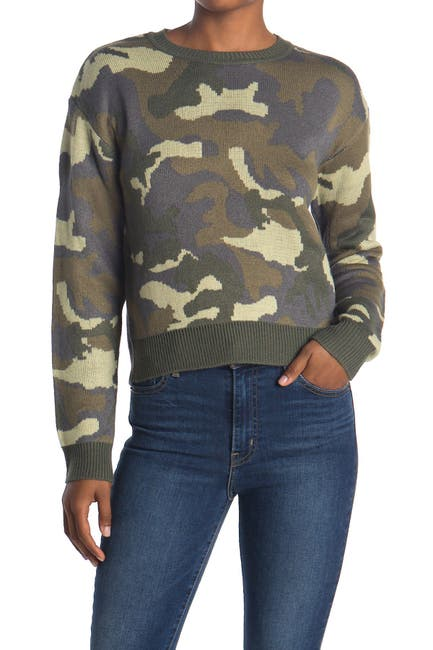 Image of Dickies Camo Sweater