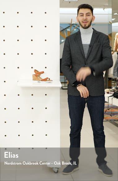 Cyndy Wedge Sandal, sales video thumbnail