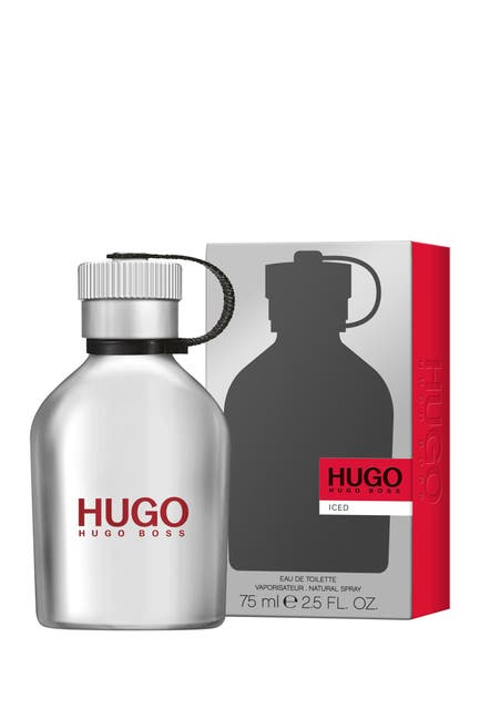 Image of BOSS Hugo Iced Eau de Toilette Spray - 2.5 fl oz