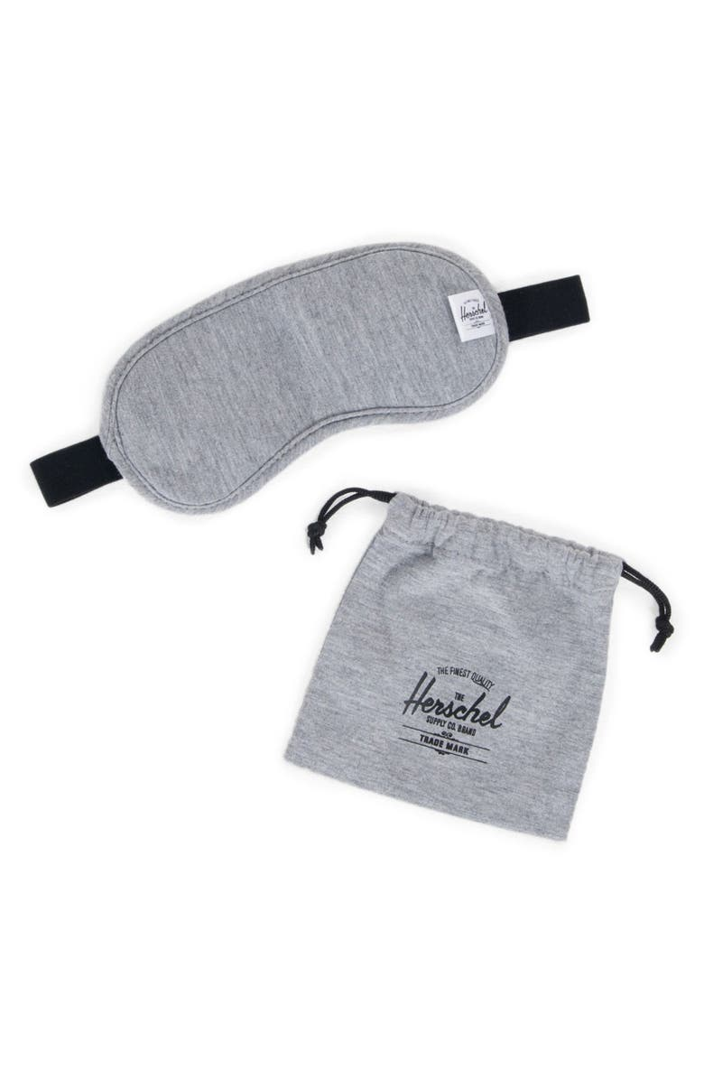 HERSCHEL SUPPLY CO. Eye Mask, Main, color, 020