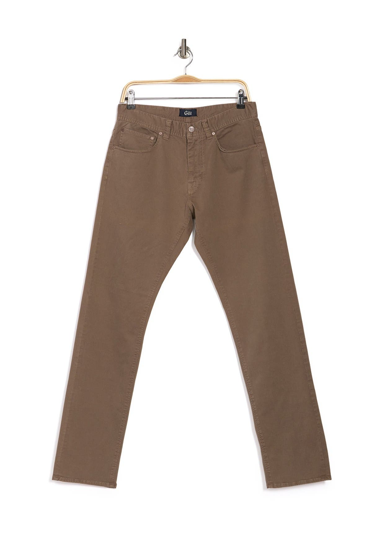 Image of Gilded Age Brushed Twill Jean