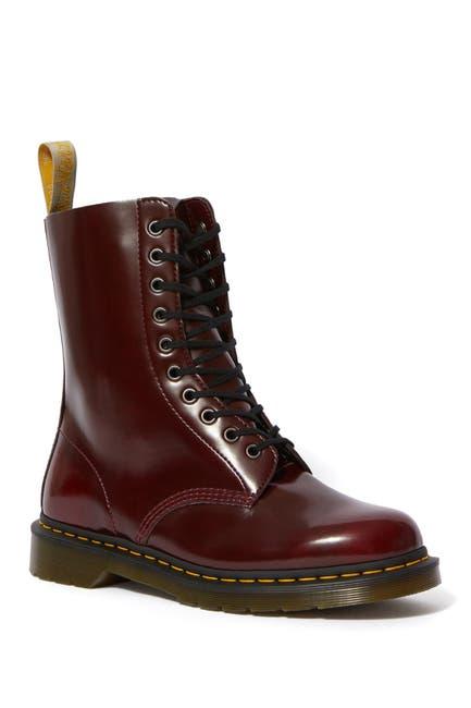 Image of Dr. Martens Vegan 1490 14 Eye Boot