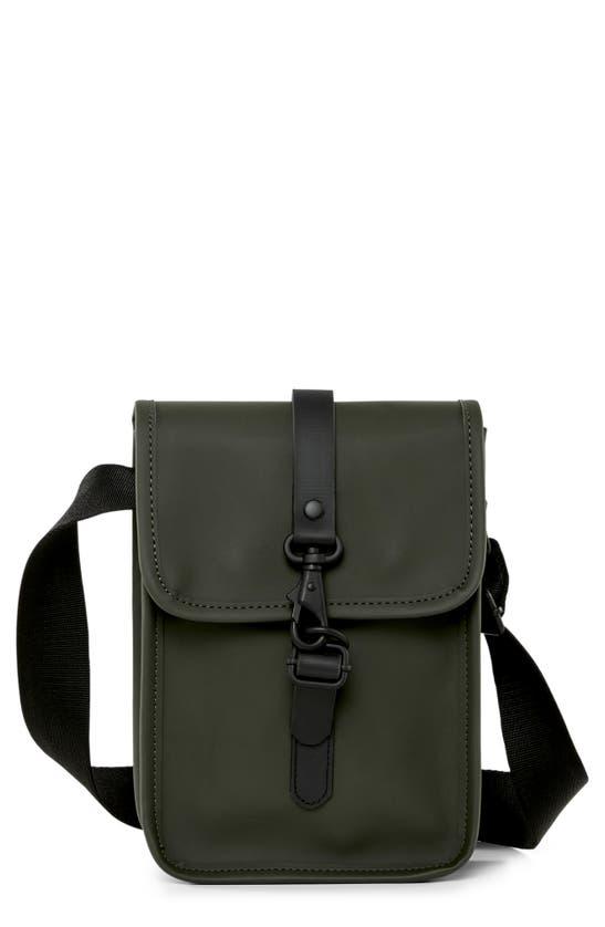 Rains Mochila Flight Bag - Green